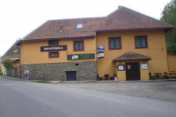 Penzion Hospůdka Ve Mlýně foto 4