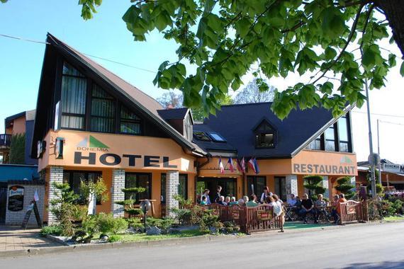 Hotel Bohemia foto 2