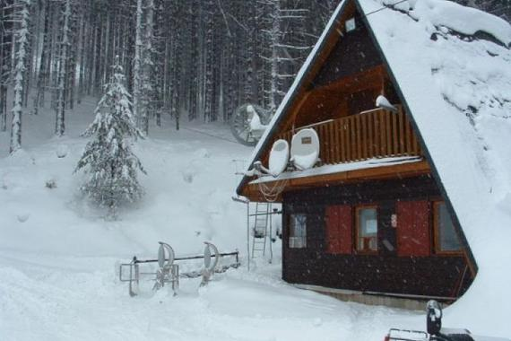 Turistická chata Severka foto 5