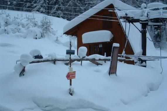 Turistická chata Severka foto 9