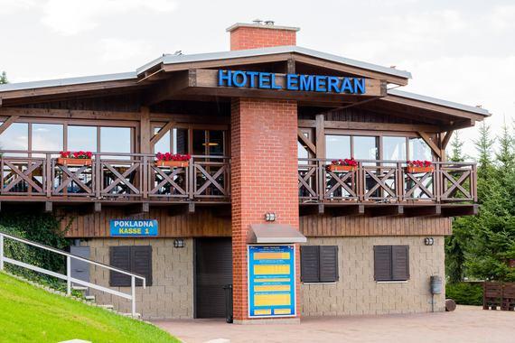 Hotel Emeran foto 2