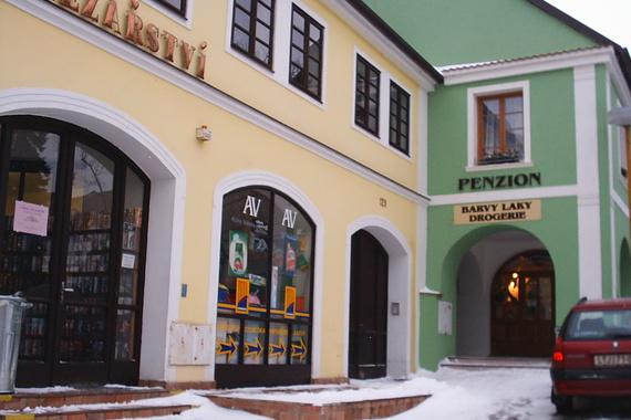 Alena Vobořilová - Penzion AV foto 2