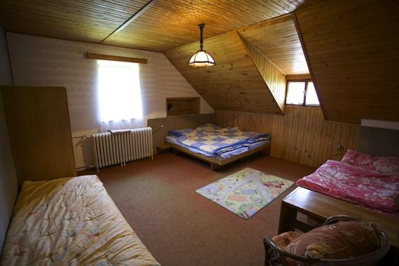 Ubytování v soukromí na samotě foto 15