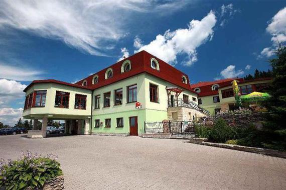 Wellness Hotel Vyhlídka foto 11