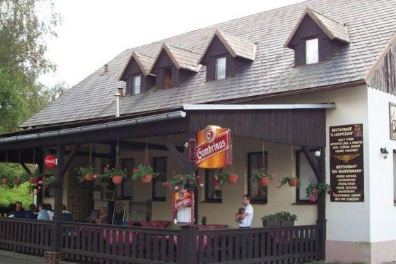 Restaurace a pension U Loupežáku foto 3