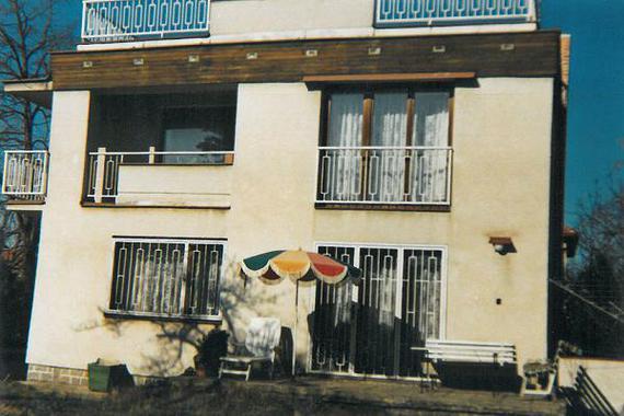 ACC.PENSION ARCADIA RETRO PRAG foto 1