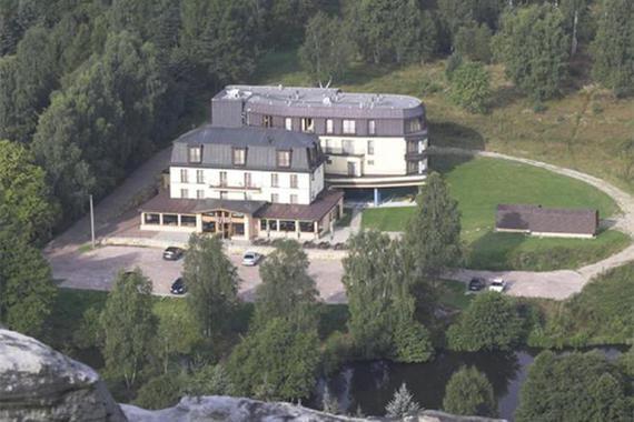 Hotel Ostrov foto 1