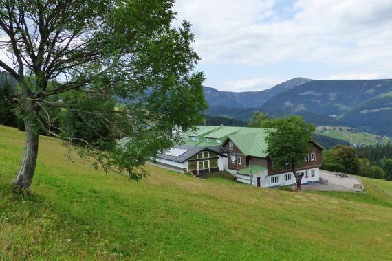 Chata Zahrádky - Seibert foto 2