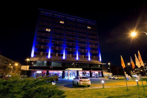 Hotel Alessandria foto 2