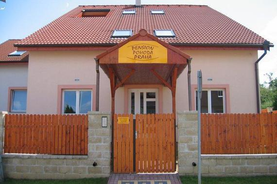 Pension Pohoda Praha foto 4