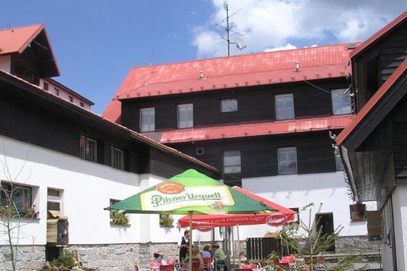 Hotel U Krále Šumavy foto 5