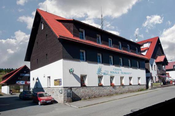 Hotel U Krále Šumavy foto 1