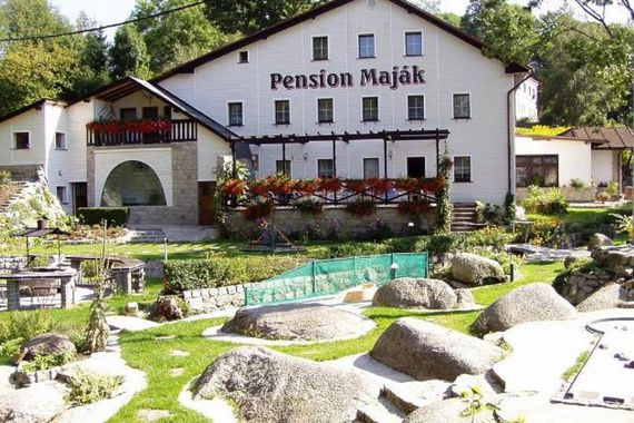 Pension Maják foto 1