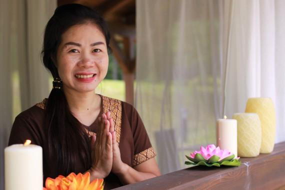 Thajská masérka
