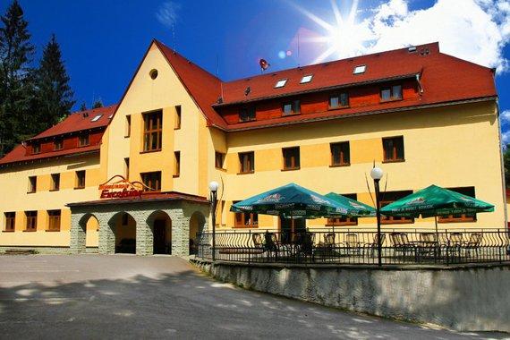 Horský hotel EXCELSIOR foto 1