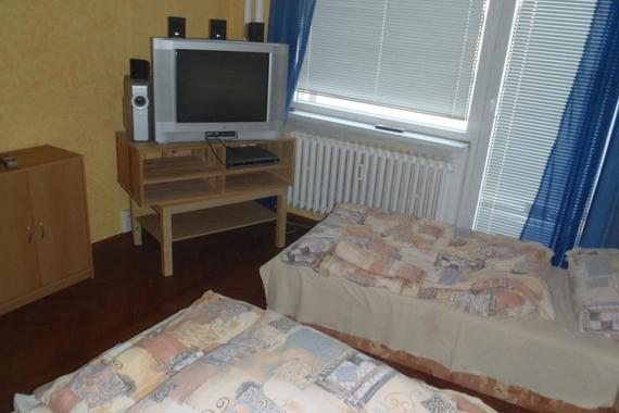 Pokoj - apartmán