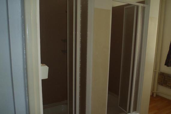 Sprchy - ubytovna