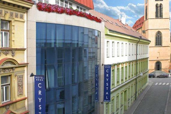 EuroAgentur Hotels & Travel, a.s. - Crystal Pa foto 1