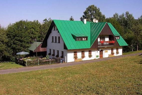 Chata Slunečná foto 1