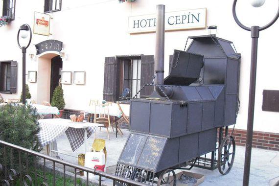Horská chata Cepín foto 6