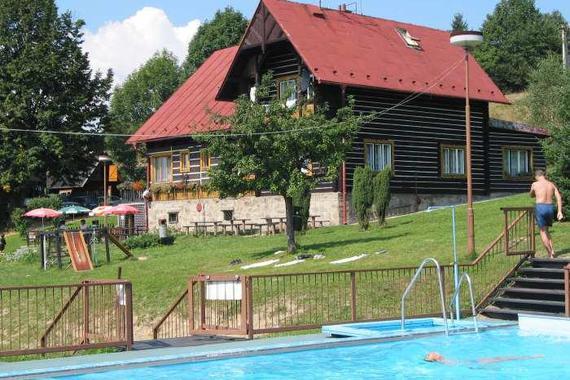 Jana Wawrzaczová - Horská chata Studeničné foto 2