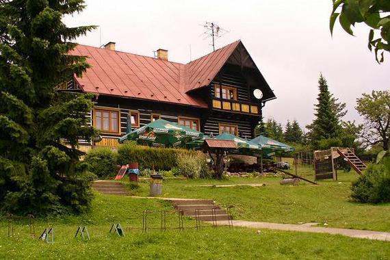 Jana Wawrzaczová - Horská chata Studeničné foto 3