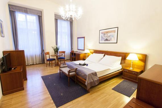 Hotel Modrá růže foto 3