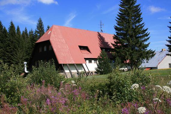 Chata Churáňov foto 5