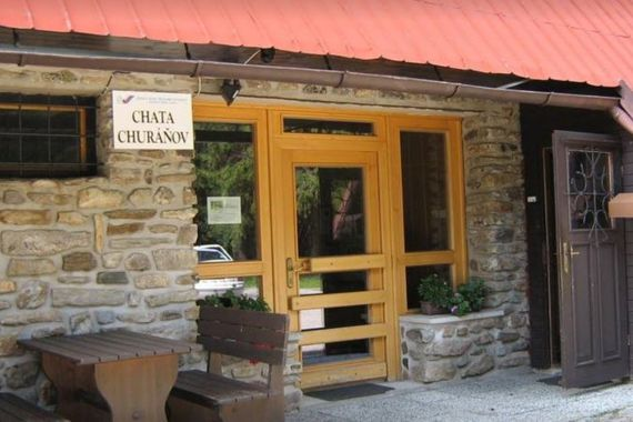Chata Churáňov foto 11