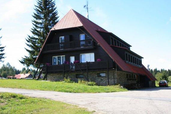 Chata Churáňov foto 2