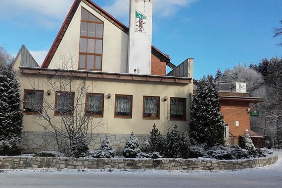 Karel Říha - Hotel Sněžník foto 1
