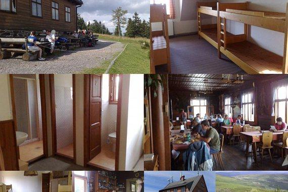 Jelenka - Horská bouda foto 2