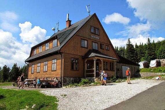 Jelenka - Horská bouda foto 1