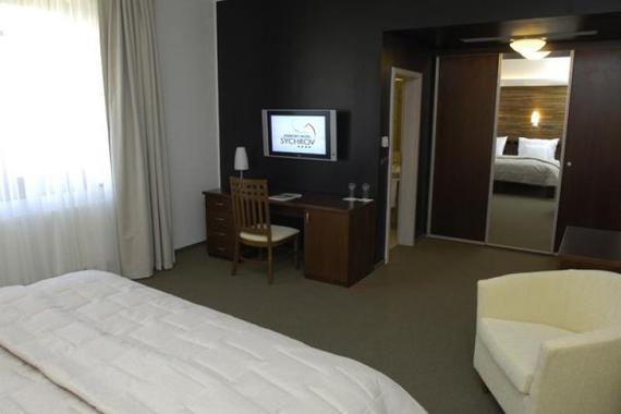 EA Zámecký hotel Sychrov foto 5
