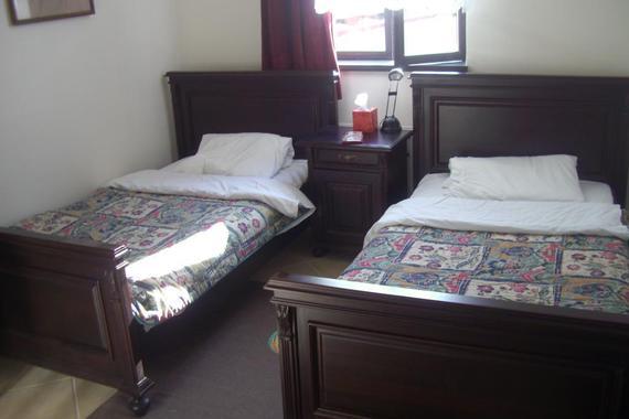Dvoulůžkoví pokoj