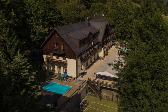 Sporthotel Švýcarská bouda foto 23