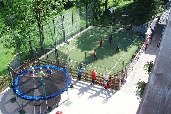 Sporthotel Švýcarská bouda foto 32
