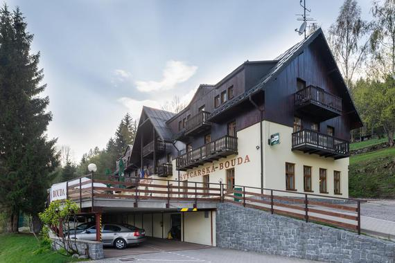Sporthotel Švýcarská bouda foto 14