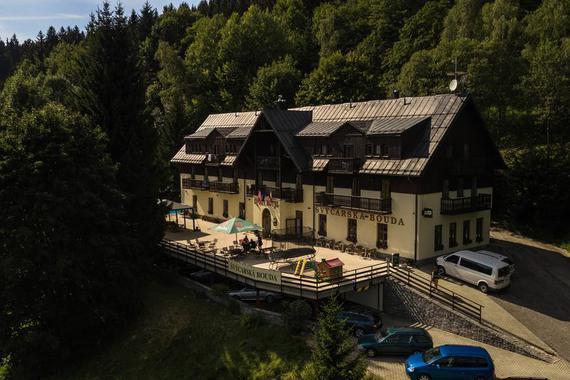 Sporthotel Švýcarská bouda foto 13
