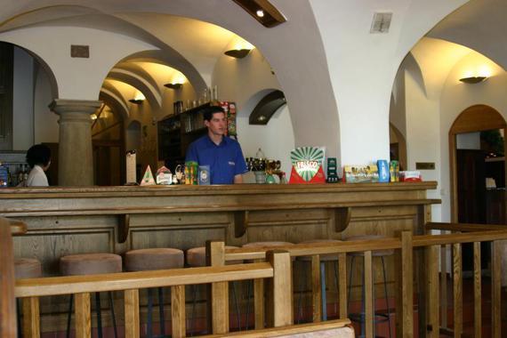Hotel Praha Broumov foto 2