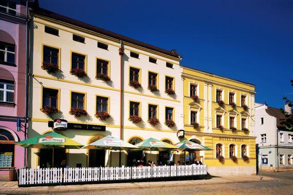 Hotel Praha Broumov foto 1