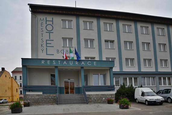 Městský hotel Bobík foto 2