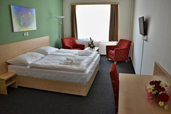 Městský hotel Bobík foto 22