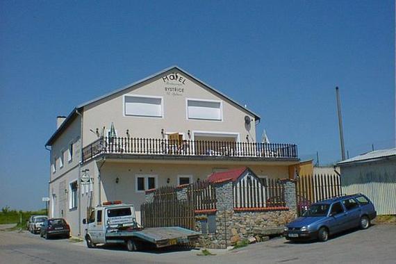 Motel Bystřice foto 1
