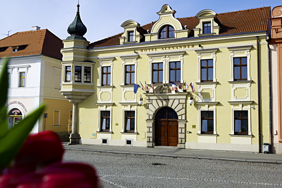 Hotel Alexander foto 2