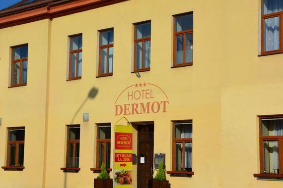 Hotel Dermot foto 1