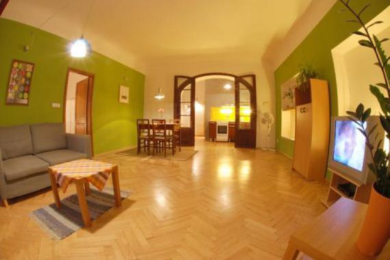 Aparthouse U Zlaté Podkovy foto 4