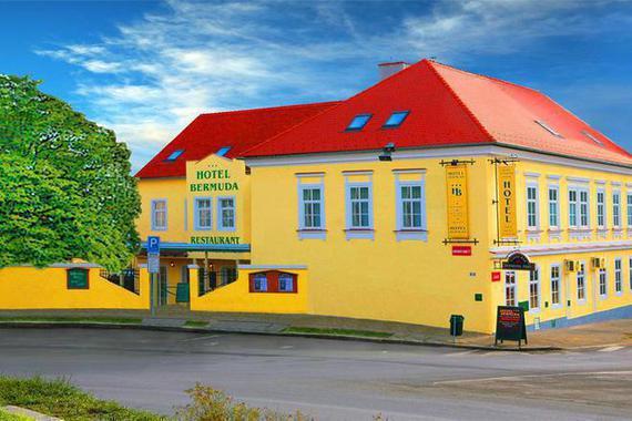 Hotel Bermuda Znojmo foto 1