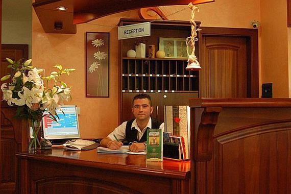 Hotel Francis Františkovy Lázně foto 4