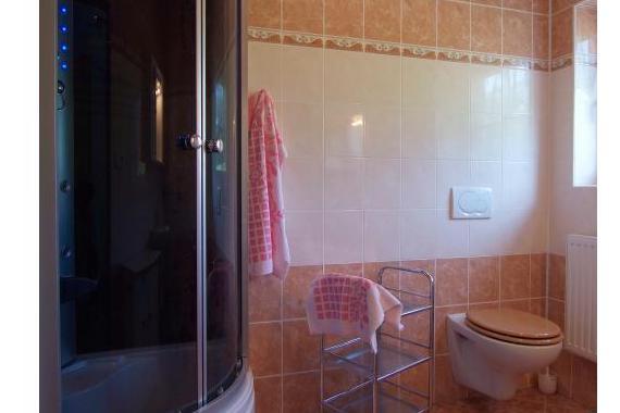 Koupelny v penzionu